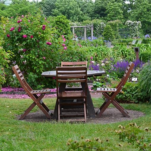 Anlægning af haver